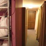 Hallway en suite to Master suite room