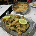 Polvo (fried octopus)