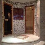sauna en stoombad