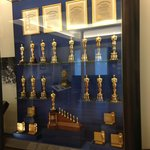 Walt's Awards