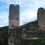 Chateau de Gavaudun