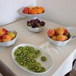 L'angolo della frutta