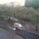 Al-Muteena пальмовая улица