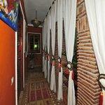 décoration des couloirs
