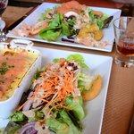 Restaurant L'Omaha - marmite de la mer gratin