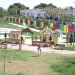 Houses play area