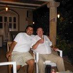 Hamdi and Tom .