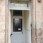 Whyteside House in historic Berwick