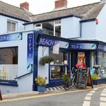 Beach Break Tearooms, Manorbier, near Tenby