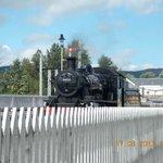 Steam Train Station