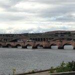 The 3 bridges on the Tweed