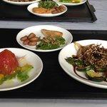 First dish