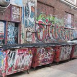 Art Alley - next to hotel