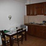 Wohnraum Suite 110