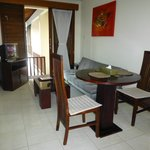 Lounge/meals area