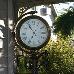 Porch Clock