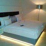 bedroom on superior room