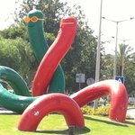 Worms roundabout