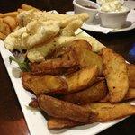 chips platter