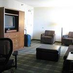 2-Room King Premium Suite, top floor, very spacious