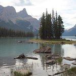 Spirit Lake, Lake Maligne, Jasper