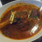 curried shank