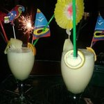 Pina Colada - delicious : )