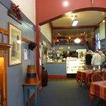 Friar's Bakehouse: Interior