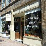 Friar's Bakehouse: Exterior