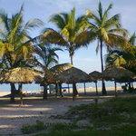 Roc Barlovento Beach shades