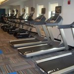 gym-cardio area