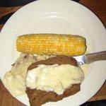Chicken fried steak.