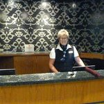 Norwood reception desk