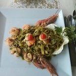 Uno de los platos