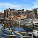 700 block of Front Street from the boardwalk - destroyed September 2013