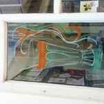Window Art courtesy of Becky B.