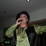 BOY GEORGE TRIBUTE AT THE FRIENDS BAR A MUST SEE