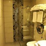 bagno double room
