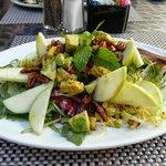 Chicken Curry Salad - Yum!