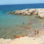 Limionas beach
