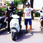 Cooltra en Formentera