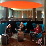 Check in at Motel One