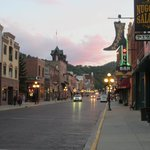 Deadwood at Dusk