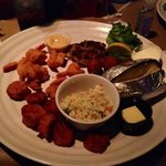 Triple Choice - Scallops, Fried Shrimp, Crabcake
