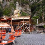 View of the Restaurant, best food in italy