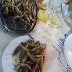 Pesciolini freschi fritti...
