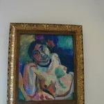 H. Matisse - La Gitane, 1905-1906