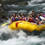 Fun in the rapids (pictures could be purchased)