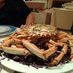 Cabra de mar de la cena