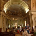 beautiful church with excellent concerts